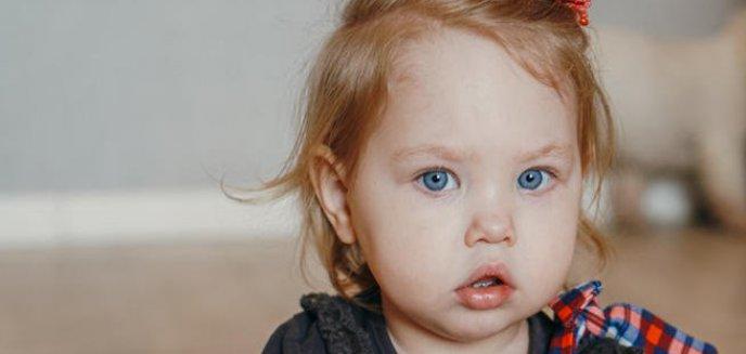 Artykuł: Malutka Laura walczy z czasem i śmiertelną chorobą. Zdesperowani rodzice proszą o pomoc. Brakuje niemal 2 mln zł
