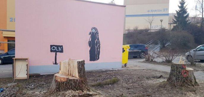 Na Nagórkach pojawił się nowy mural. Ma bardzo wymowny przekaz [ZDJĘCIA]