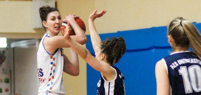 Artykuł: Koszykówka kobiet. Olsztynianki nie sprostały wyzwaniu