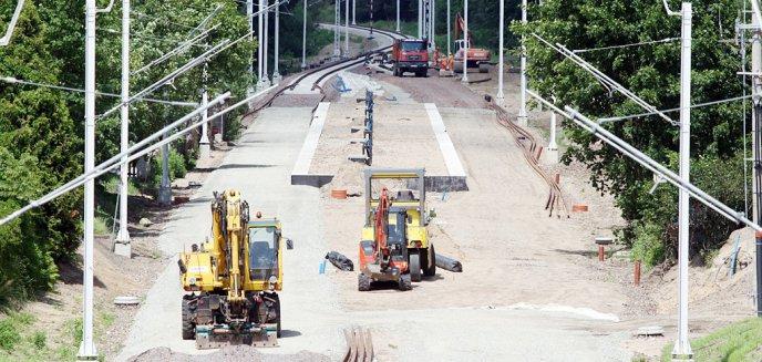Artykuł: Przystanki kolejowe na Likusach i Redykajnach zostaną oddane z opóźnieniem