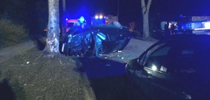 Artykuł: Bartoszyce. Pijany ojciec spowodował wypadek. 7-letnie dziecko przetransportowane śmigłowcem do szpitala w Olsztynie