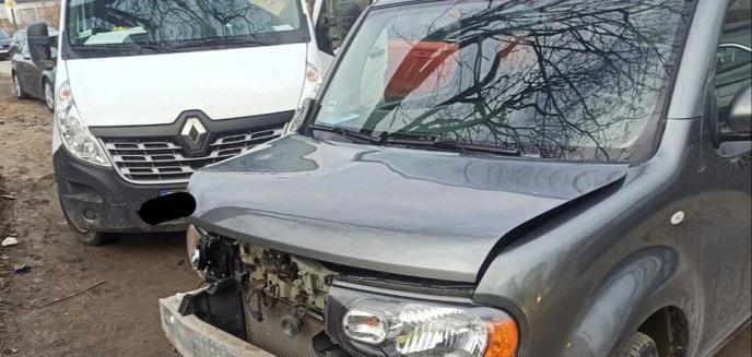 Artykuł: Wypadek pod Olsztynem. 29-letnia kobieta w szpitalu! [ZDJĘCIA]