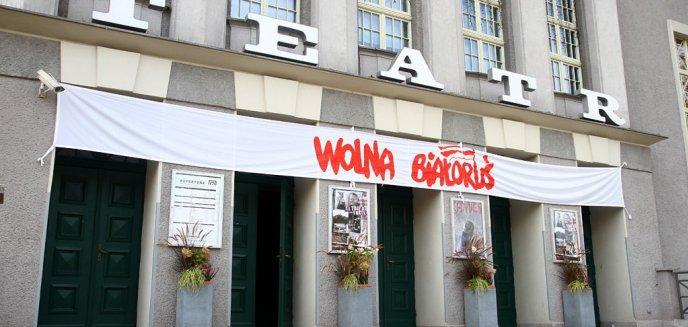 Artykuł: Olsztyn solidaryzuje się z Białorusią