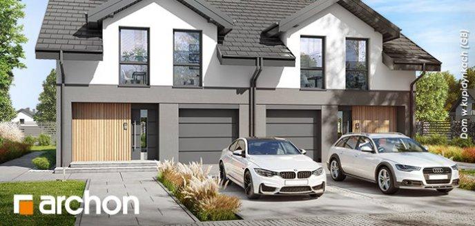 Artykuł: Domy w zabudowie bliźniaczej – projekty idealne na Twoją inwestycję!