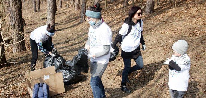 Artykuł: Tonę odpadów zebrano w Olsztynie podczas Operacji Czysta Rzeka [ZDJĘCIA, WIDEO]