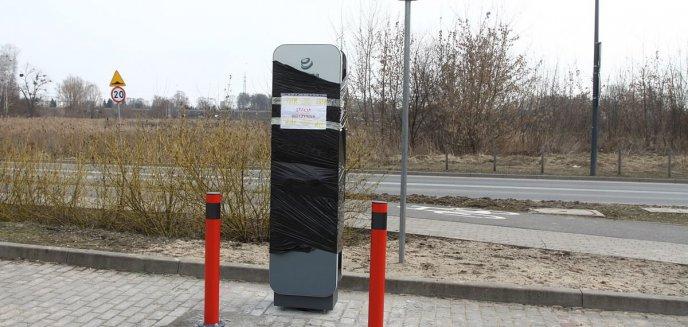 Artykuł: W Olsztynie powstanie 47 stacji ładowania samochodów elektrycznych
