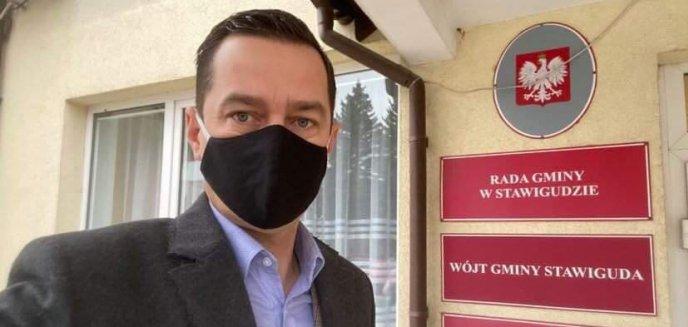 Artykuł: [WYWIAD] Michał Kontraktowicz, wójt gminy Stawiguda: ''Realizacja ul. Kwiatowej to oczywisty obowiązek gminy''
