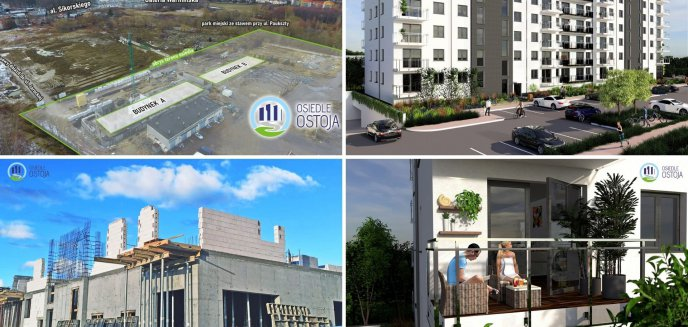 Nowe mieszkania w otulinie parku między Jarotami a Nagórkami. Drugi etap już w sprzedaży