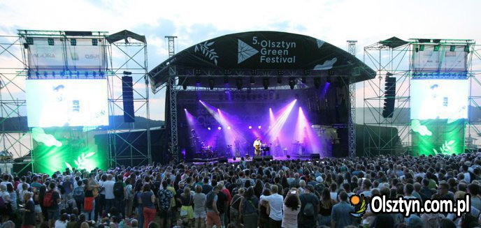 Olsztyn Green Festival 2021. Znamy kolejnych artystów, którzy wystąpią nad Ukielem