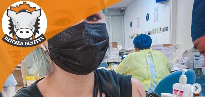 Artykuł: Weronika Truszczyńska, kontrowersyjna vlogerka z Lubawy, chwali się zaszczepieniem chińską szepionką