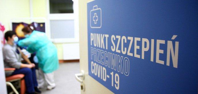 Dwa punkty szczepień w Olsztynie obsłużą łącznie 7 tys. osób tygodniowo