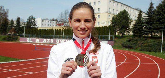 Artykuł: Lekkoatletyka. Aleksandra Lisowska z AZS UWM Olsztyn mistrzynią Polski w maratonie!