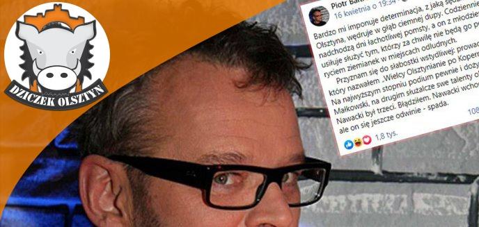 Prywatny ranking Piotra Bałtroczyka - ''Wielcy olsztynianie po Koperniku''