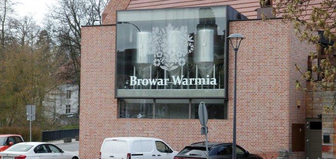 Artykuł: Browar Warmia wystawiony na sprzedaż!