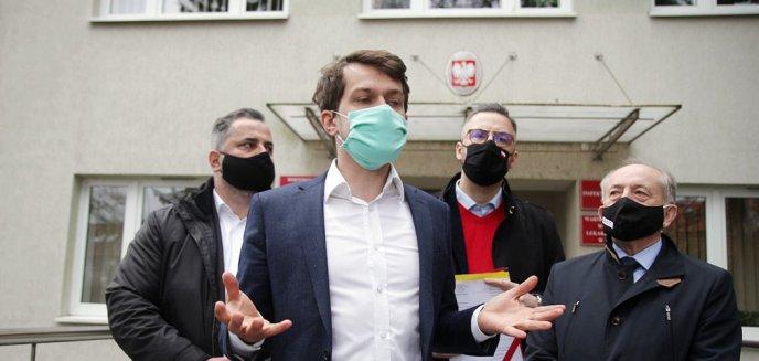 Artykuł: Epidemia ptasiej grypy na Warmii i Mazurach. Politycy Lewicy i rolnicy apelują do rządu