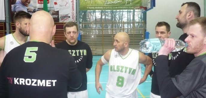 Koszykówka. AZS UWM II Olsztyn będzie walczył w barażach o II ligę