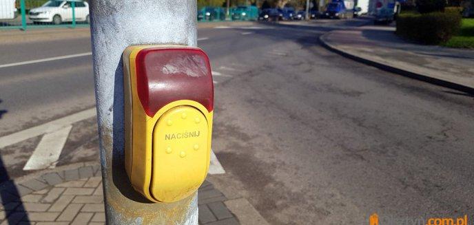 Artykuł: Zmiany na olsztyńskich skrzyżowaniach. Znów będą działać przyciski na przejściach dla pieszych
