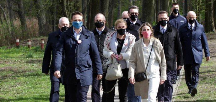 Artykuł: Prawicowe media o inicjatywie Trzaskowskiego: ''Campus Polska Przyszłości ma mieć wydźwięk antyrządowy''