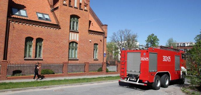 Artykuł: Służby w olsztyńskiej siedzibie NIK! Podejrzenie podłożenia ładunków wybuchowych [AKTUALIZACJA]