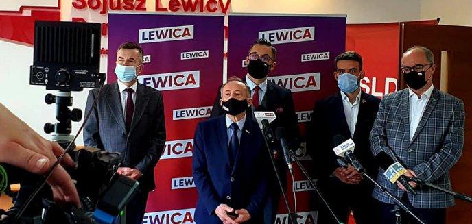 Wizyta jednego z liderów Lewicy w Olsztynie. O czym mówił?