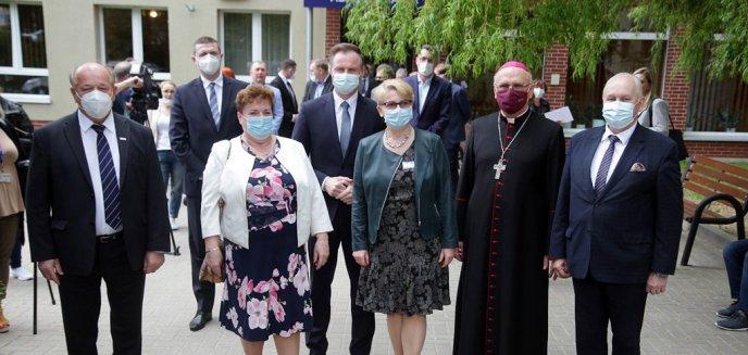 Artykuł: Zakończono rozbudowę olsztyńskiego Szpitala Dziecięcego [ZDJĘCIA]