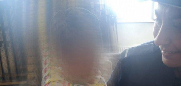 Artykuł: 16-miesięczna dziewczynka samotnie błąkała się po ulicach Olsztyna