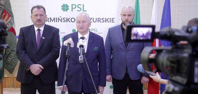 ''Nasz plan dla Polski''. PSL odpowiada na ''Polski Ład''