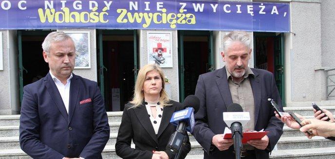 Artykuł: Działacze PiS-u: ''Chcemy usunięcia dyrektora Teatru Jaracza''