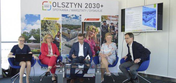 Artykuł: Jak będzie wyglądał rozwój Olsztyna? Ruszają konsultacje
