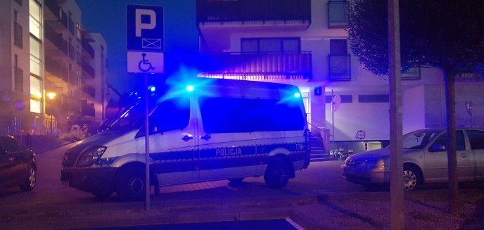 Kolejna próba samobójcza w Olsztynie. Młoda kobieta trafiła do szpitala