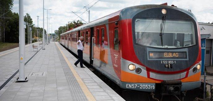 Artykuł: Prezentujemy nowe przystanki kolejowe w Olsztynie [ZDJĘCIA]