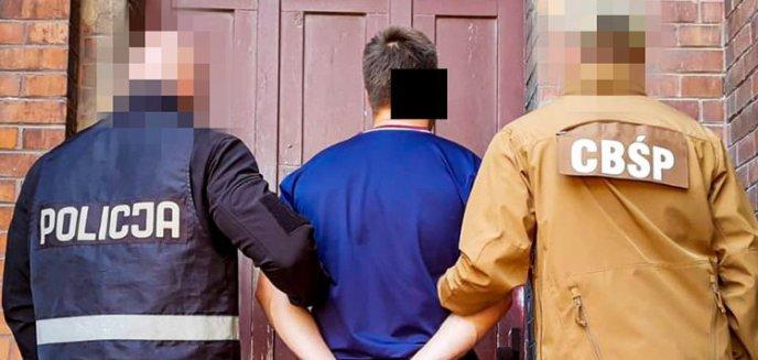 Artykuł: Członkowie gangu współpracowali z kibicami olsztyńskiego klubu piłkarskiego