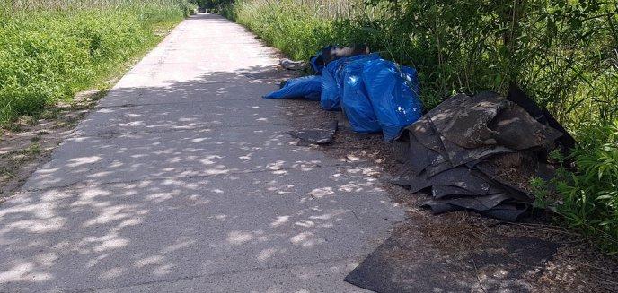 Artykuł: Posprzątali śmieci na Redykajnach, a teraz nie mogą doczekać się ich odbioru [ZDJĘCIA]