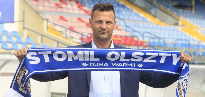 Artykuł: Stomil Olsztyn ma nowego trenera