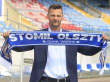 Stomil Olsztyn ma nowego trenera
