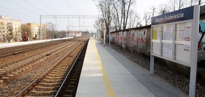 Artykuł: Pociągi Polregio omijają przystanek Olsztyn-Śródmieście