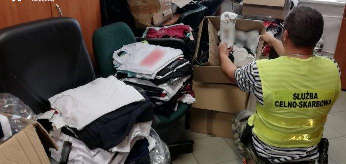 Artykuł: Powiat iławski. Bułgarzy sprzedawali podrobione ubrania o wartości 235 tys. zł