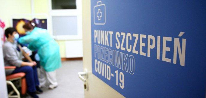 Artykuł: Coraz mniej chętnych na szczepienia w Olsztynie. Znamy dokładne dane