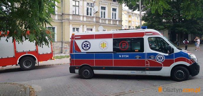 Artykuł: Najbardziej ''pechowy'' budynek w Olsztynie? Kolejna interwencja służb na ulicy Kolejowej w Olsztynie [ZDJĘCIA] [AKTUALIZACJA]
