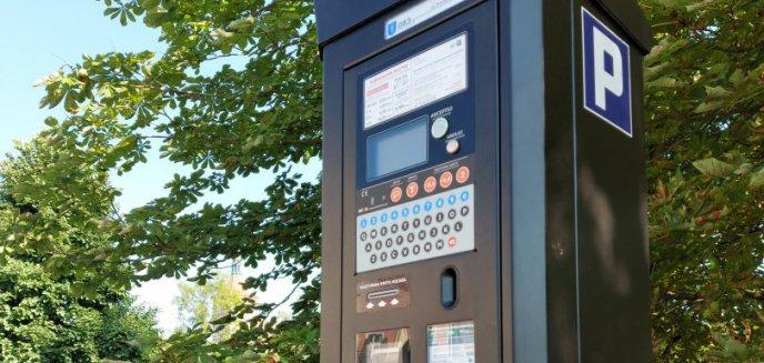 Artykuł: Od poniedziałku zmiany w funkcjonowaniu parkomatów w Olsztynie