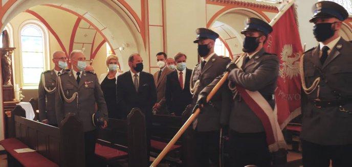 Artykuł: Policjanci z Olsztyna musieli wziąć udział w mszy?