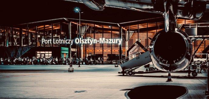 Artykuł: Coraz lepsze wyniki lotniska w Szymanach