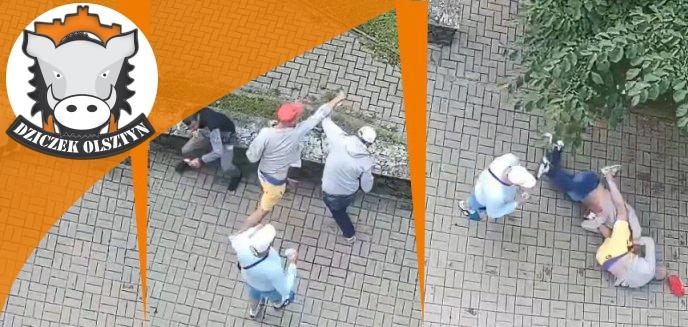 Artykuł: ''Fight Zatorze''. Dwóch mężczyzn pobiło się w środku dnia na al. Sybiraków w Olsztynie [WIDEO]