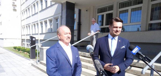 Artykuł: Wicewojewoda Aleksander Socha podał się do dymisji. Michał Wypij: ''Zjednoczona Prawica zmieniła się w Zjednoczoną Lewicę''