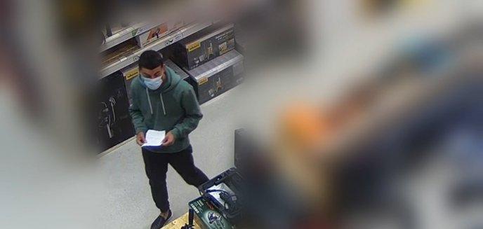 Artykuł: Ale wstyd! Ukradł drogie narzędzia ze sklepu w Olsztynie i uciekł [WIDEO]