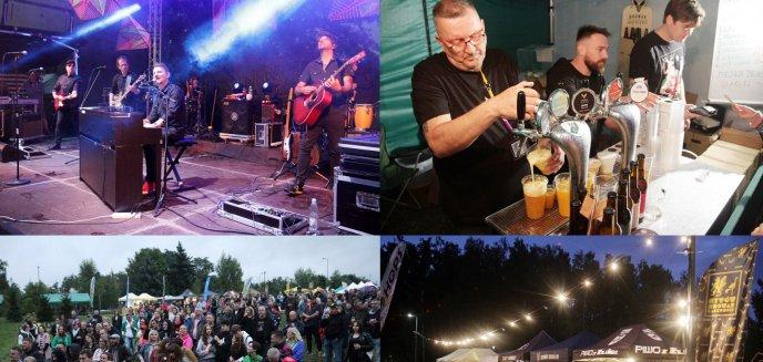 Artykuł: Sztywny Pal Azji podczas festiwalu piwa w Olsztynie: ''Warto mieć ideały, których nie należy palić'' [ZDJĘCIA]