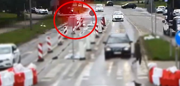 Artykuł: Rowerzyści nie mieli szans. Na ulicach Olsztyna doszło do dwóch groźnych kolizji [WIDEO]