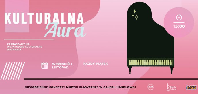 Artykuł: Kulturalna Aura, czyli muzyka klasyczna w centrum handlowym