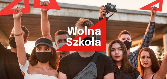 Protest nauczycieli przed reformami ministra Przemysława Czarnka