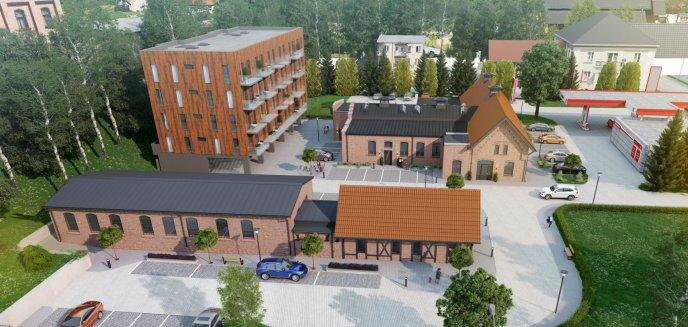 Artykuł: W pobliżu ścisłego centrum Olsztyna powstanie nowy hotel